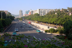 Guangzhou Highway Royalty Free Stock Photos