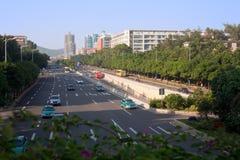 Guangzhou Highway Royalty Free Stock Photos