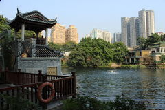 Guangzhou, hina de ¡ de Ð Image libre de droits