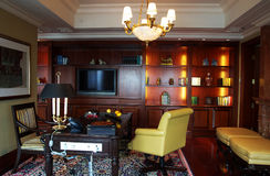 guangzhou hotelu luksus Zdjęcia Royalty Free