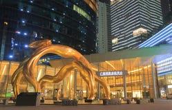 Guangzhou International Finance Center Guangzhou China Stock Photos