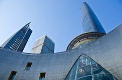 The Guangzhou International Finance Center (GZIFC) Royalty Free Stock Image