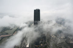 Guangzhou-Internationalfinanzzentrum Stockfoto