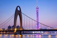 Guangzhou Kina arkivbild