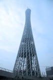 Guangzhou-Kontrollturm Stockbilder