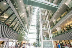 Guangzhou library Royalty Free Stock Photo
