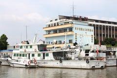 Guangzhou marina Zdjęcie Stock