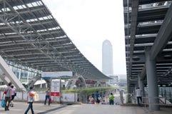 2013 Guangzhou-Markt Stock Afbeelding