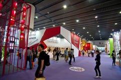 2013 Guangzhou-Markt Royalty-vrije Stock Foto's