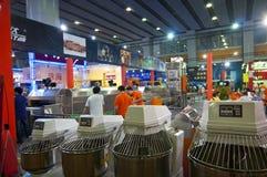 2013 Guangzhou-Markt Stock Foto