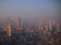 Guangzhou miastowa linia horyzontu Zdjęcie Royalty Free
