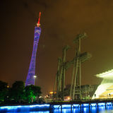 Guangzhou new TV Tower Royalty Free Stock Image