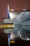Guangzhou Opera House Royalty Free Stock Image