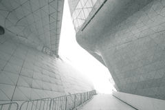 Guangzhou opera house Stock Images