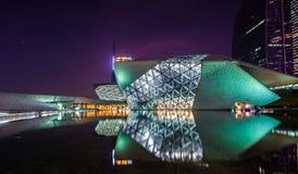 Guangzhou Opera House Stock Photos