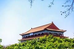 Guangzhou Panyu Lotus Mountain Scenic Imágenes de archivo libres de regalías