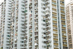 Guangzhou public house Royalty Free Stock Image