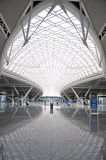 Guangzhou South Railway Station. The waiting hall of Guangzhou South Railway Station in China Royalty Free Stock Image
