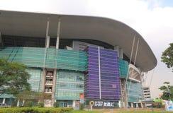 Guangzhou sportów Olimpijski Centre Chiny Obrazy Royalty Free