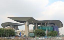 Guangzhou sportów Olimpijski Centre Chiny Obraz Stock