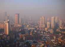 Guangzhou stedelijke scène royalty-vrije stock afbeelding