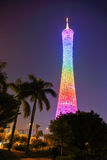 Guangzhou tower Stock Photo