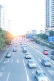 Guangzhou traffic Stock Photo