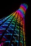 Guangzhou TV Tower royalty free stock image
