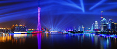 Guangzhou TV Tower Stock Images