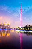 Guangzhou TV Tower Royalty Free Stock Photography
