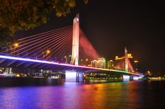 Guangzhou Urban Landscape Stock Images