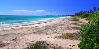 Guanica Beach - Puerto Rico Royalty Free Stock Image