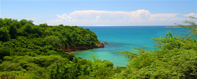 Guanica Reserve - Puerto Rico Royalty Free Stock Images