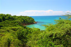 Guanica Reserve Puerto Rico Royalty Free Stock Photos