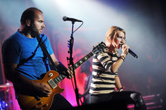 Guano Apes Royalty Free Stock Photo