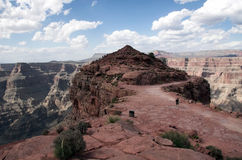 Guano Point, Grand Canyon Royalty Free Stock Photography