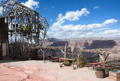 Guano Point, Grand Canyon Stock Photos