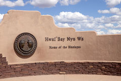 Guano Point - Grand Canyon (west rim) Royalty Free Stock Image