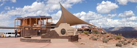 Guano-Punkt - Grand Canyon (Westkante) Lizenzfreie Stockfotografie