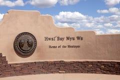 Guano-Punkt - Grand Canyon (Westkante) Lizenzfreies Stockbild