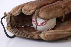 Guante de béisbol Fotos de archivo