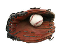 Guante de béisbol Imagen de archivo
