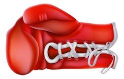 Guante de boxeo stock de ilustración