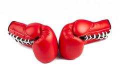 Guante de boxeo Fotos de archivo libres de regalías