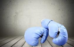 Guante de boxeo Foto de archivo