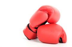 Guantes de boxeo Fotos de archivo
