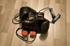 Guantes de boxeo Foto de archivo