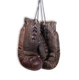 Guantes de boxeo Fotografía de archivo libre de regalías