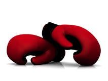 Guantes de boxeo Ilustración del Vector