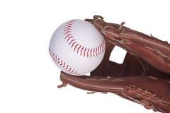 Guanto di baseball Immagine Stock Libera da Diritti